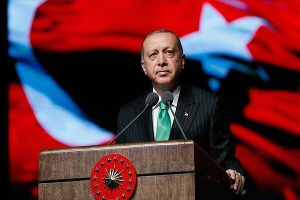اردوغان: از خرید اس-400 کوتاه نمی آیم