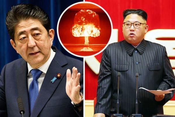 واکنش ژاپن به آزمایش موشکی اخیر کره شمالی