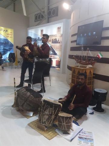 جاذبه های استان هرمزگان را در دوازدهمین نمایشگاه بین المللی گردشگری تهران ببینید