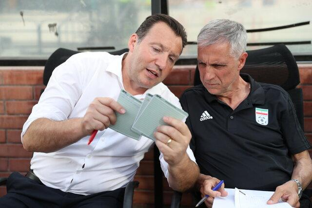 پیغام ویلموتس به مناسبت شروع فصل جدید لیگ برتر