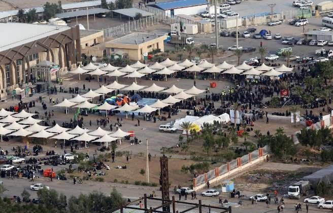 راه اندازی دادگاه و دادسرای موقت در مرز مهران