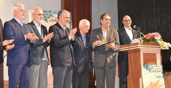موزه ملی ایران برگزیده پنجمین جشنواره جایزه تهران در حوزه میراث فرهنگی و گردشگری