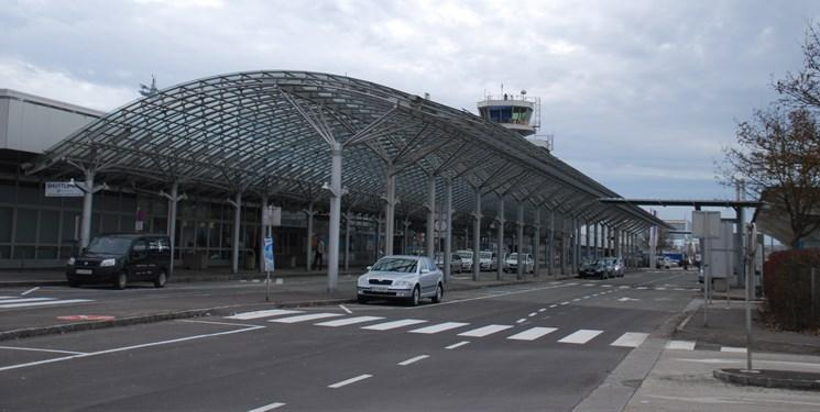 فیلم ، انفجار نزدیک فرودگاهی در اتریش، 9 نفر مجروح شدند