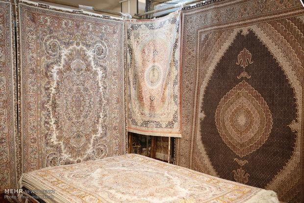 صادرات فرش زنجان روند کاهشی به خود گرفت