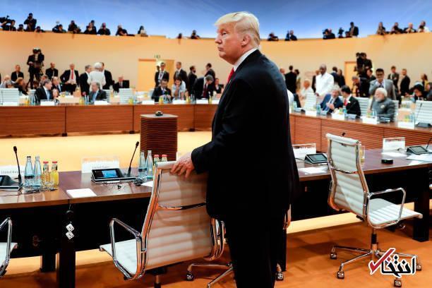 تصاویر : اولین سال ریاست جمهوری ترامپ؛ نامحبوب ترین رییس جمهور (بخش دوم)