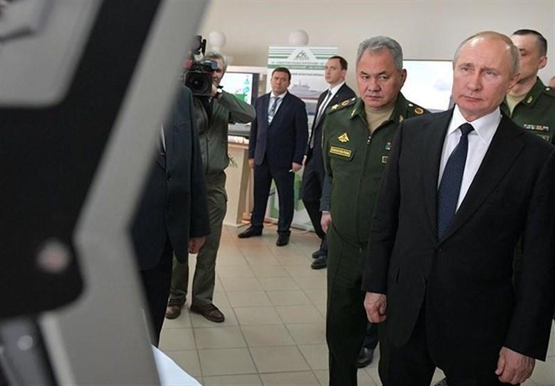 تأکید پوتین بر تجهیز کامل ناوگان دریایی روسیه به جدیدترین فناوری ها