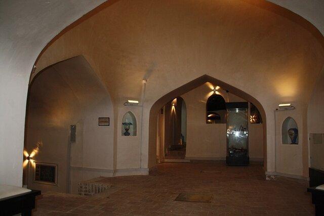 نمایش پیشینه مردم شناسی و تاریخی جاجرم در موزه گرمابه و تاریخ شهر
