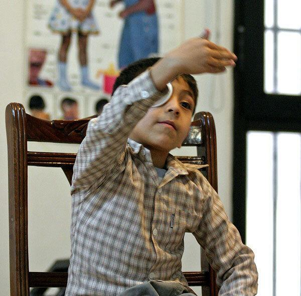جزئیات برنامه ملی بینایی سنجی بچه ها ، آغاز غربالگری از نیمه تیر