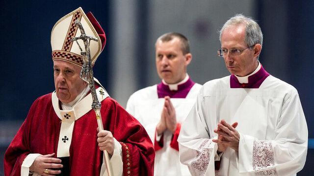 نگرانی پاپ از تحولات منطقه مدیترانه شرقی